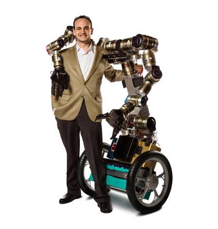วิจัยหุ่นยนต์มนุษย์
